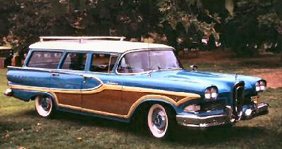 1957 Chevy Nomad Wagon